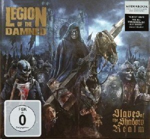 Legion Of The Damned - Slaves Of The Shadow Realm (2019) [DVD5]
