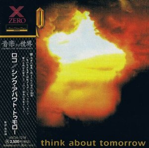 Roko - Think About Tomorrow (1995) [Japan Press]