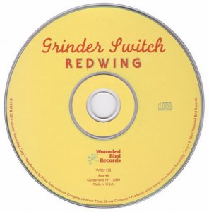 Grinderswitch - Redwing (1977) (2010)