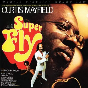 Curtis Mayfield - Superfly [Remastered] (1972/2018) [SACD]
