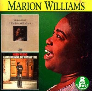 Marion Williams - The New Message & Standing Here Wondering Which Way To Go [2CD Set] (2004)
