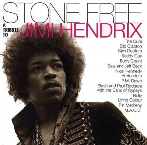 Various Artists - Stone Free: A Tribute To Jimi Hendrix (1993)