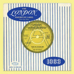 VA - The London American Label Year By Year: 1956-1963 (2010-2012)