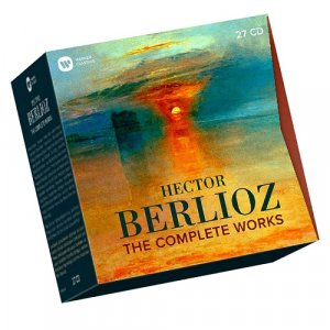 Hector Berlioz: The Complete Works (27 CDs Box Set) (2019)