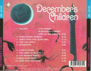 December's Children - December's Children (1968) [Remastered] (2004)