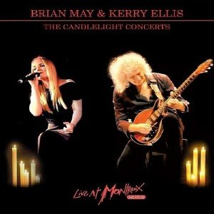 Brian May & Kerry Ellis - The Candlelight Concerts - Live At Montreux 2013 (2014) [96kHz/24bit]