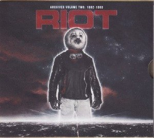 Riot - Archives Volume 2 [1982-1983] (2019) [DVD5]