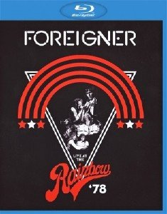 Foreigner - Live At The Rainbow '78 (2019) [Blu-ray]