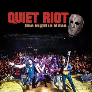 Quiet Riot - One Night in Milan (2019) [DVD9]