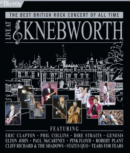 VA - The Best British Rock Concert Of All Time - Live At Knebworth 1990 (2015) [BDRip 1080p]