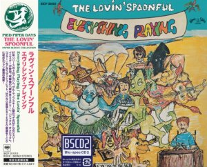 The Lovin' Spoonful - Everything Playing (1967) (Japan Remastered, Blu-spec CD2, 2016)