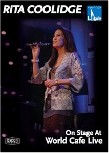Rita Coolidge - On Stage At World Cafe Live (2007) [DVD5]