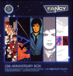 Fancy - 25th Anniversary Box [5CD Remastered Box Set] (2010)
