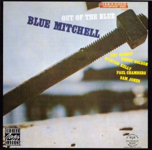 Blue Mitchell - Out Of The Blue (1958) (Remastered, 1991)