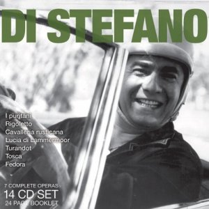 Giuseppe Di Stefano - Legendary Performances (14 CDs Box Set) (2007)