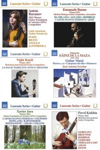 VA - Naxos Guitar Series HD Collection [7 Albums] (2014-2019) [24bit/96kHz]