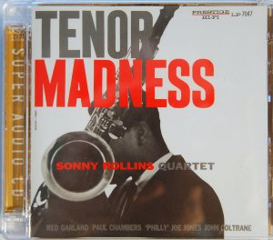 Sonny Rollins - Tenor Madness (1956) [2004 SACD]