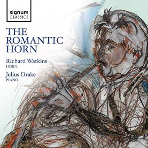 Richard Watkins & Julius Drake - The Romantic Horn (2019) [24bit/96kHz]