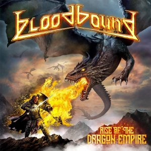 Bloodbound - Rise of the Dragon Empire [WEB] (2019)