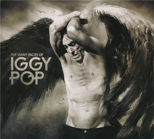 VA - The Many Faces Of Iggy Pop - A Journey Through The Inner World Of Iggy Pop (3CD 2017)