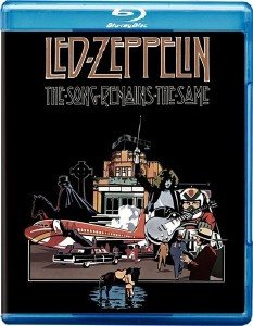 Led Zeppelin - The Song Remains the Same (2007) [Blu-ray]