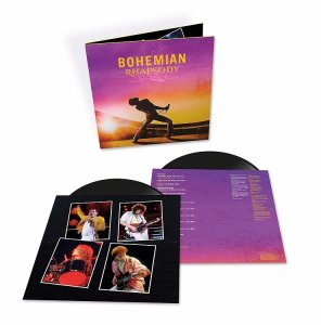 Queen – Bohemian Rhapsody (The Original Soundtrack) - 2019 [2LP,24bit/192kHz]