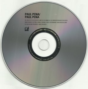 Paul Pena - Paul Pena (1971) (Korean Remaster, 2018)
