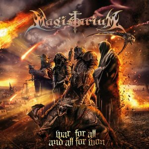 Magistarium - War For All and All For Won [WEB] (2019)