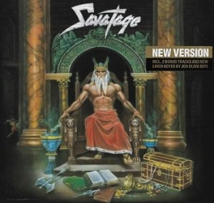 Savatage - Hall Of The Mountain King [Reissue 2011] (1987)