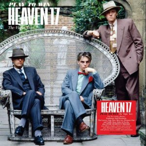 Heaven 17 - Play To Win - The Virgin Years [10CD Limited Edition Box Set] (2019)