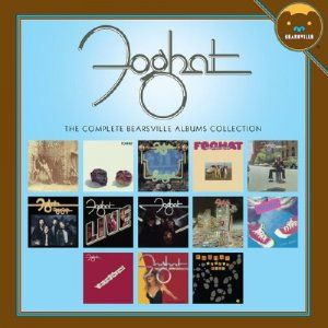 Foghat - The Complete Bearsville Album Collection [HD Tracks] (2016)