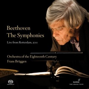 Frans Bruggen, Orchestra of the Eighteenth Century - Beethoven: The Symphonies (2012) [SACD / FLAC]