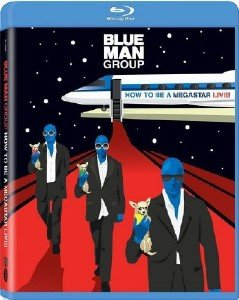 Blue Man Group - How to Be a Megastar Live! (2008) [Blu-ray]