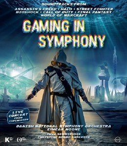 Danish National Symphony Orchestra - Gaming in Symphony (2019) [Blu-ray]