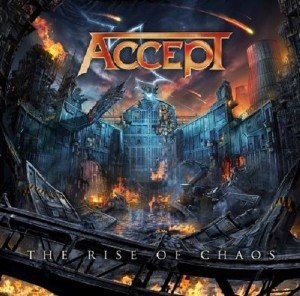 Accept - The Rise Of Chaos (2017) [48kHz/24bit]