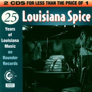 VA - Louisiana Spice: 25 Years Of Louisiana Music On Rounder Records [2CD Set] (1995)