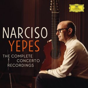Narciso Yepes - The Complete Concerto Recordings (5 CDs Box Set) (2016)