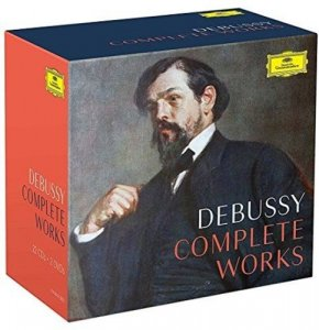 Claude Debussy - Complete Works (22CDs Box Set) (2018)