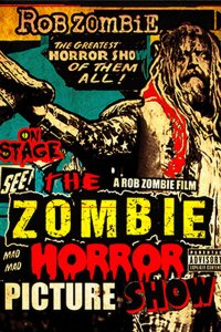Rob Zombie - The Zombie Horror Picture Show (2014) BDRip