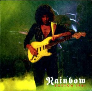 Rainbow - Boston 1981 (2016)