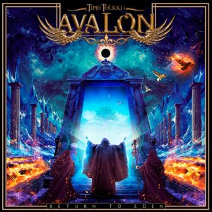 Timo Tolkki's Avalon - Return to Eden [WEB] (2019)
