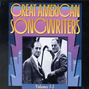 VA - Great American Songwriters Vol. 1-5 [5CD Box Set] (1995)