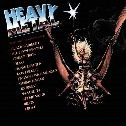 VA - Heavy Metal: Music From The Motion Picture (1981) [Vinyl Rip 24