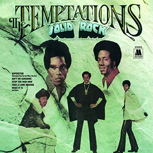 The Temptations - Solid Rock (1971) [Remastered 2018