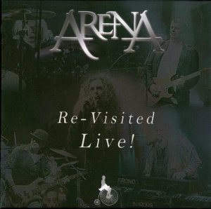 Arena - Re-Visited: Live! (2019) [Blu-ray]