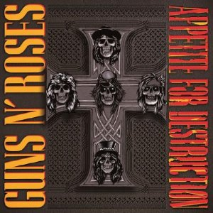 Guns N' Roses - Appetite For Destruction [Super Deluxe Edition] (1987) [2018] (192kHz/24bit)
