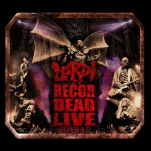 LORDI - set to release new live album Recordead Live - Sextourcism In Z7 on July 26, 2019 via