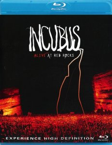 Incubus - Alive at Red Rocks (2007) [Blu-ray]