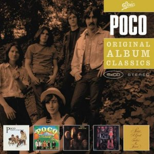 Poco - Original Album Classics [5CD Box Set] (2008)