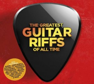 VA - The Greatest Guitar Riffs Of All Time [3CD Box Set] (2012)